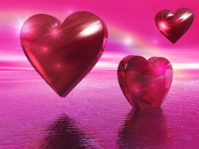 wallpapers of hearts love