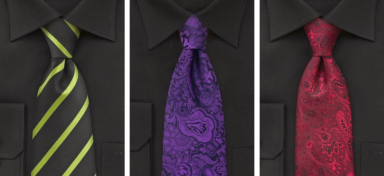 Rachel´s Fashion Room: Reglas para combinar camisa y corbata