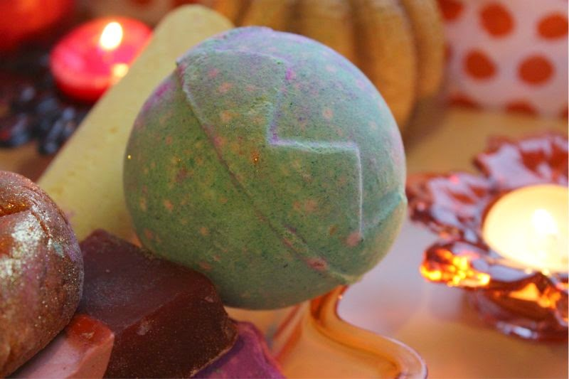 Lush Halloween 2014 Reviews