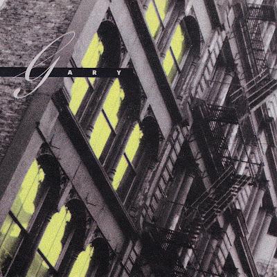 Gary Adkins - Inner City Blues