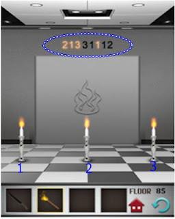 100 Floors 85 Help