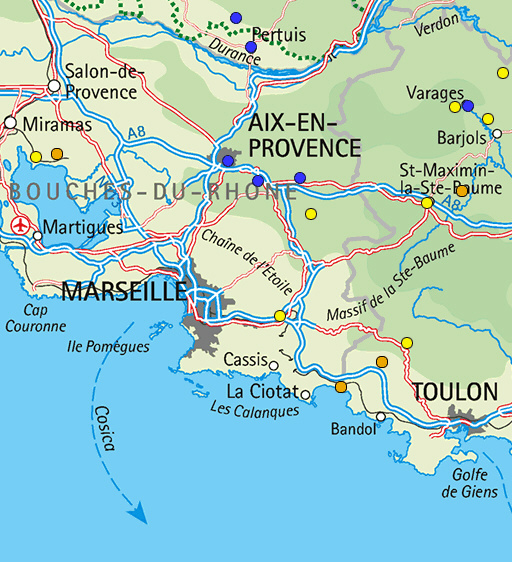 Honeymoon Planning - Toulon, France