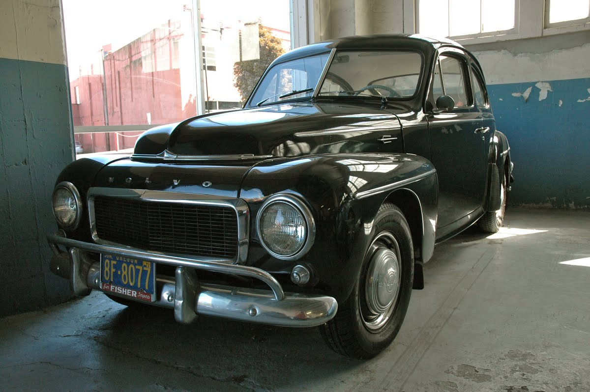 Sunday Bonus: 1958 Volvo PV444