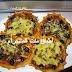 بيتزا بشكل جديد من مطبخ منت الصحراء