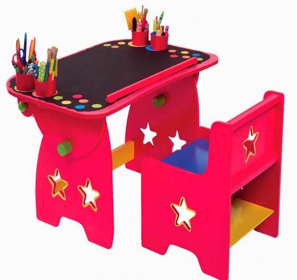 meja belajar anak unik