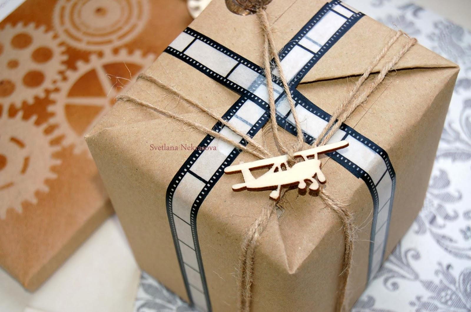 Стильные подарки с медом 57