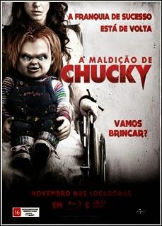 A Maldi��o de Chucky  Dublado