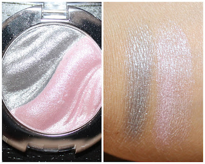 essence 3D Eyeshadow in irresistible first love