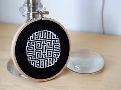 owen's olivia: Etsy - Embroidery Hoop Art