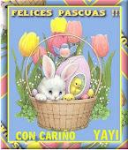 MIMO DE PASCUAS DE YAYI
