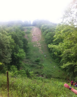 music city trail ultra steep hills