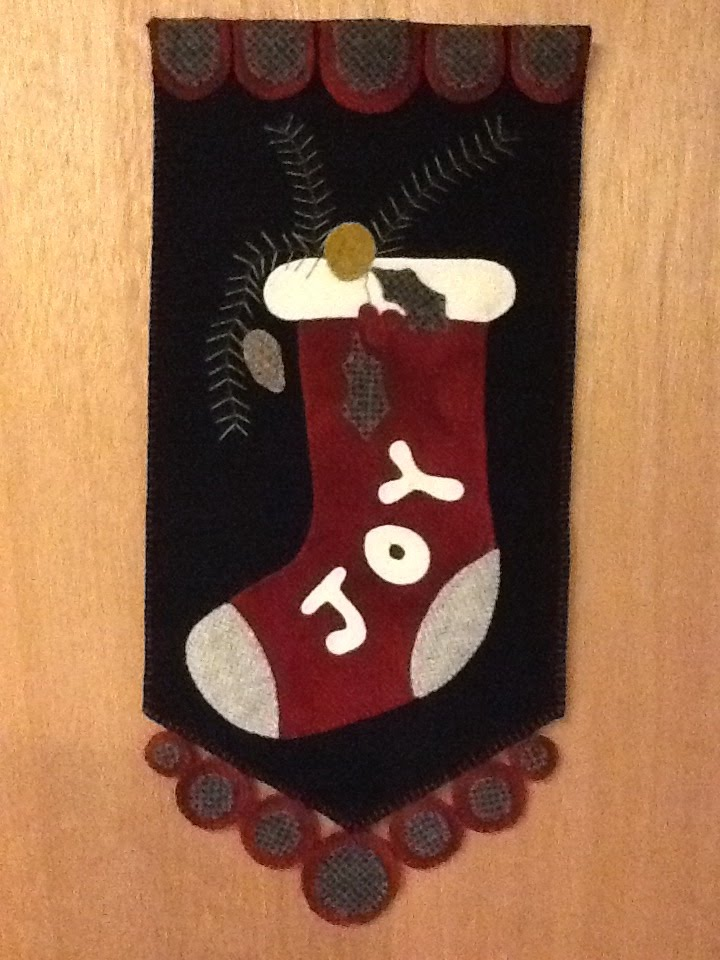 Penny's Stocking