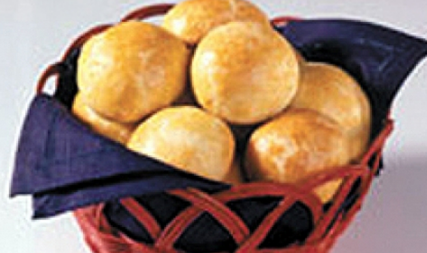 Pão de iogurte light