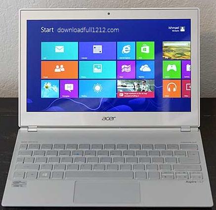 Aspire S7 Touchscreen Ultrabook