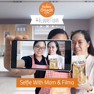 Info Kontes -  Kontes Selfie With Mom & Filma