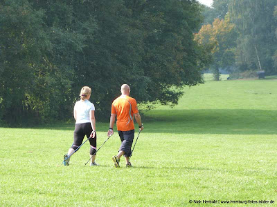 Nordic Walking in Hamburg