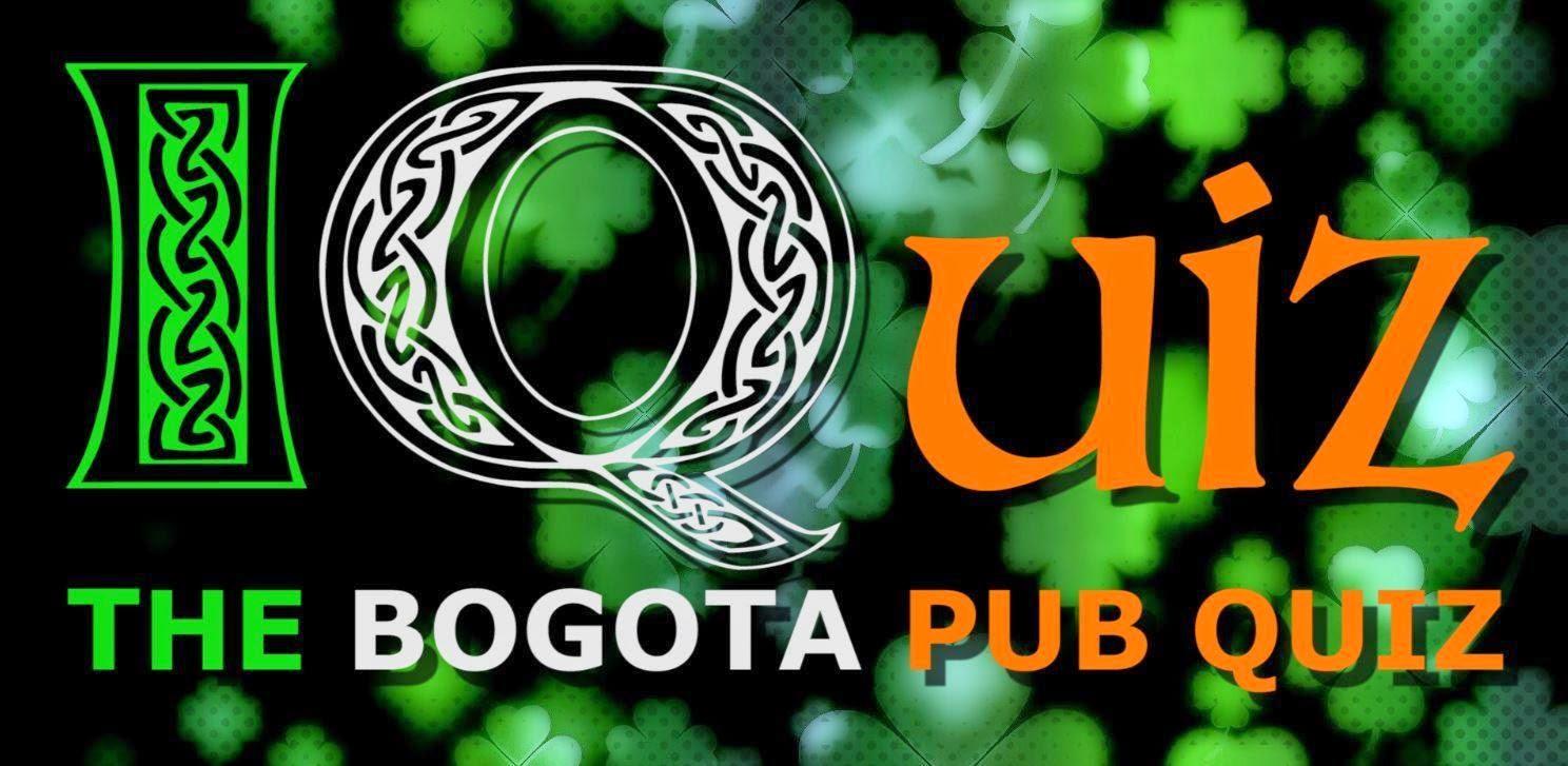 IQuiz, The Bogotá Pub Quiz.