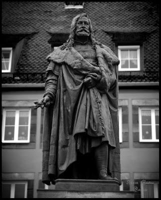 Staute von Albrecht Dürer
