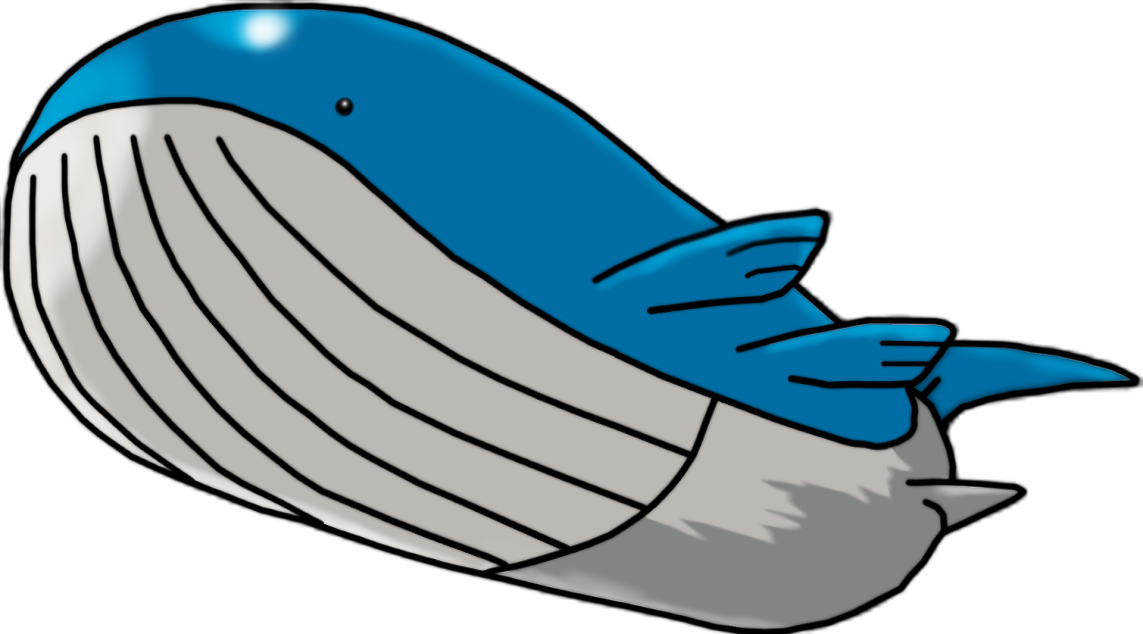 Blue Ditto: PokeScience: Wailord is lighter than air? Wailord Pokemon