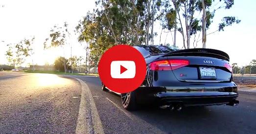 Audi S4 (B8.5) V6T 3,0 w / Armytrix Cat-Back échappement
