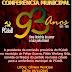 Felipe Guerra/RN:Vem ai Conferencia Municipal do PCdoB dia 04 de Novembro na Câmara Municipal