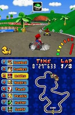 Mario Kart Ds Cheats