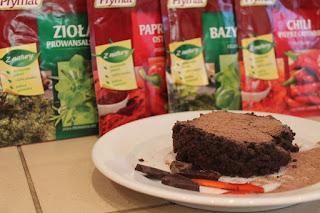 Lava Cake z chilli