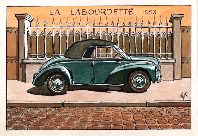 LABOURDETTE 1953