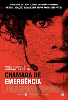 Pôster nacional e crítica de CHAMADA DE EMERGÊNCIA (The Call)
