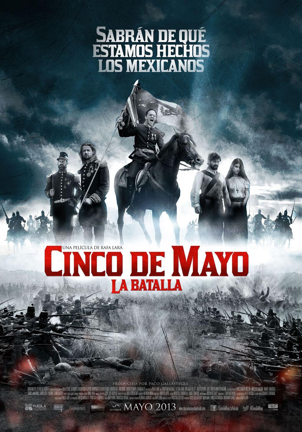 Cinco de Mayo: La batalla (5 de Mayo: La batalla) 2013