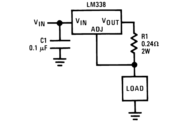 Radiator diagram 2 in addition How To Build Simple Circuit Breaker also Ic Lm338 Application Circuits Explained likewise EP1449801A1 also Accel Tach Adapter Install. on wiring diagram application