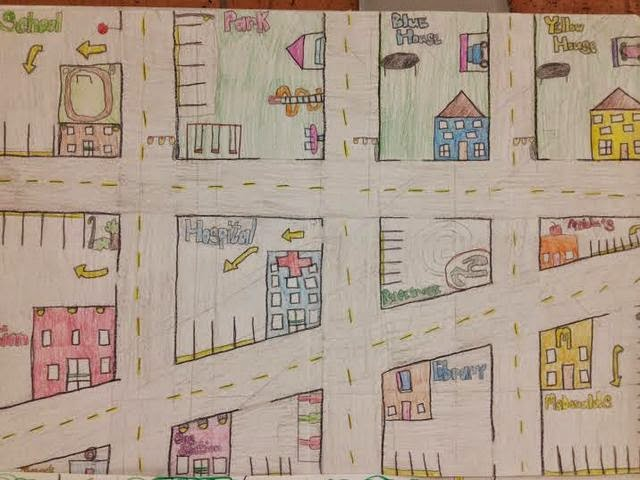 Geometry Line Design Project : Mccabe s math moments city of angles