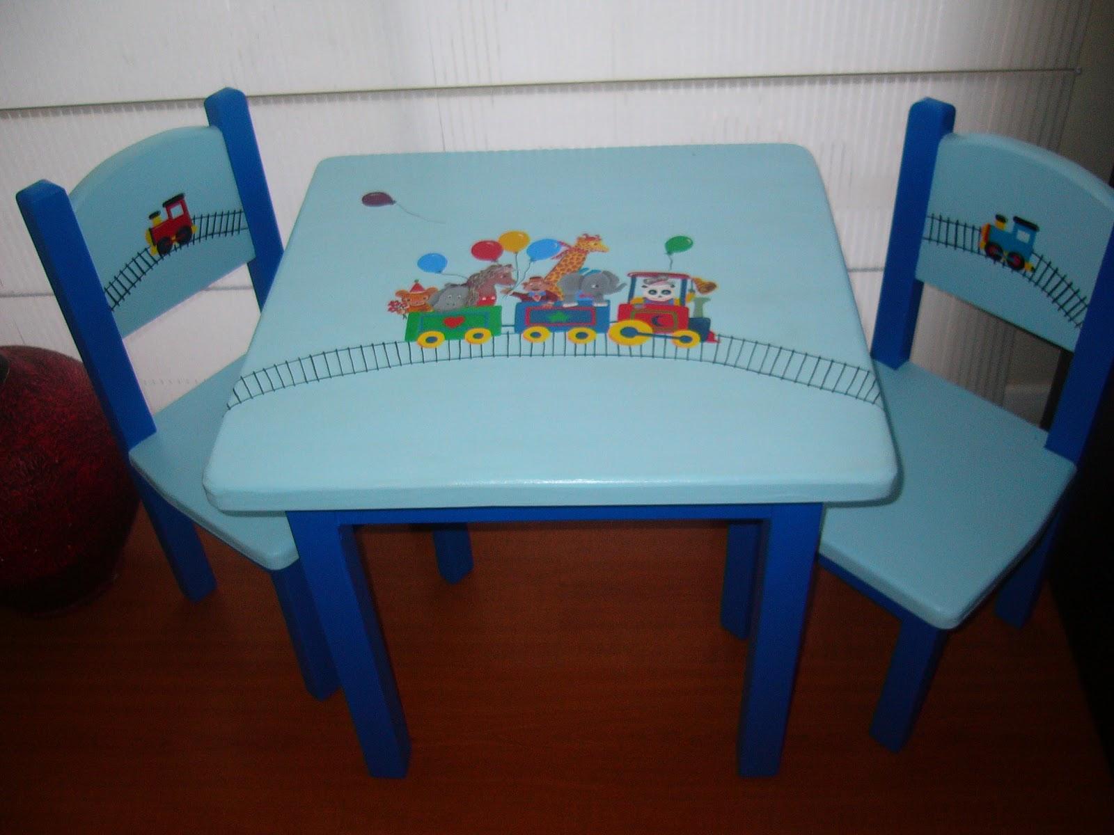 Muebles infantiles decoraci n para ni os juguetes - Mesas pequenas para ninos ...