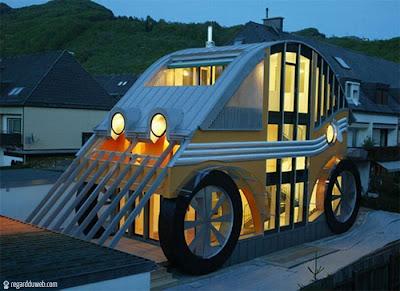 Images droles et étonnantes Art - Habitation v19
