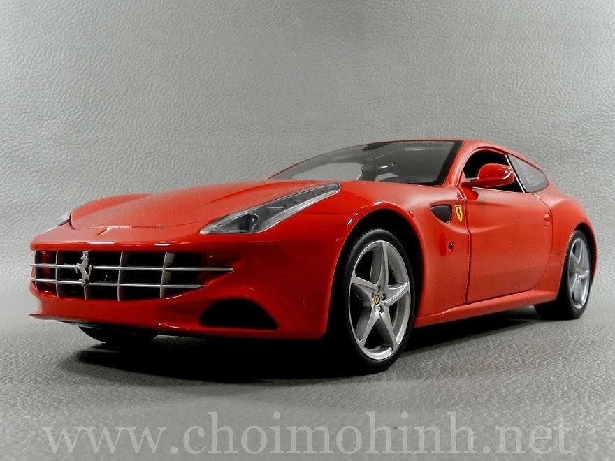 Ferrari FF RED 1:18 Hot Wheels