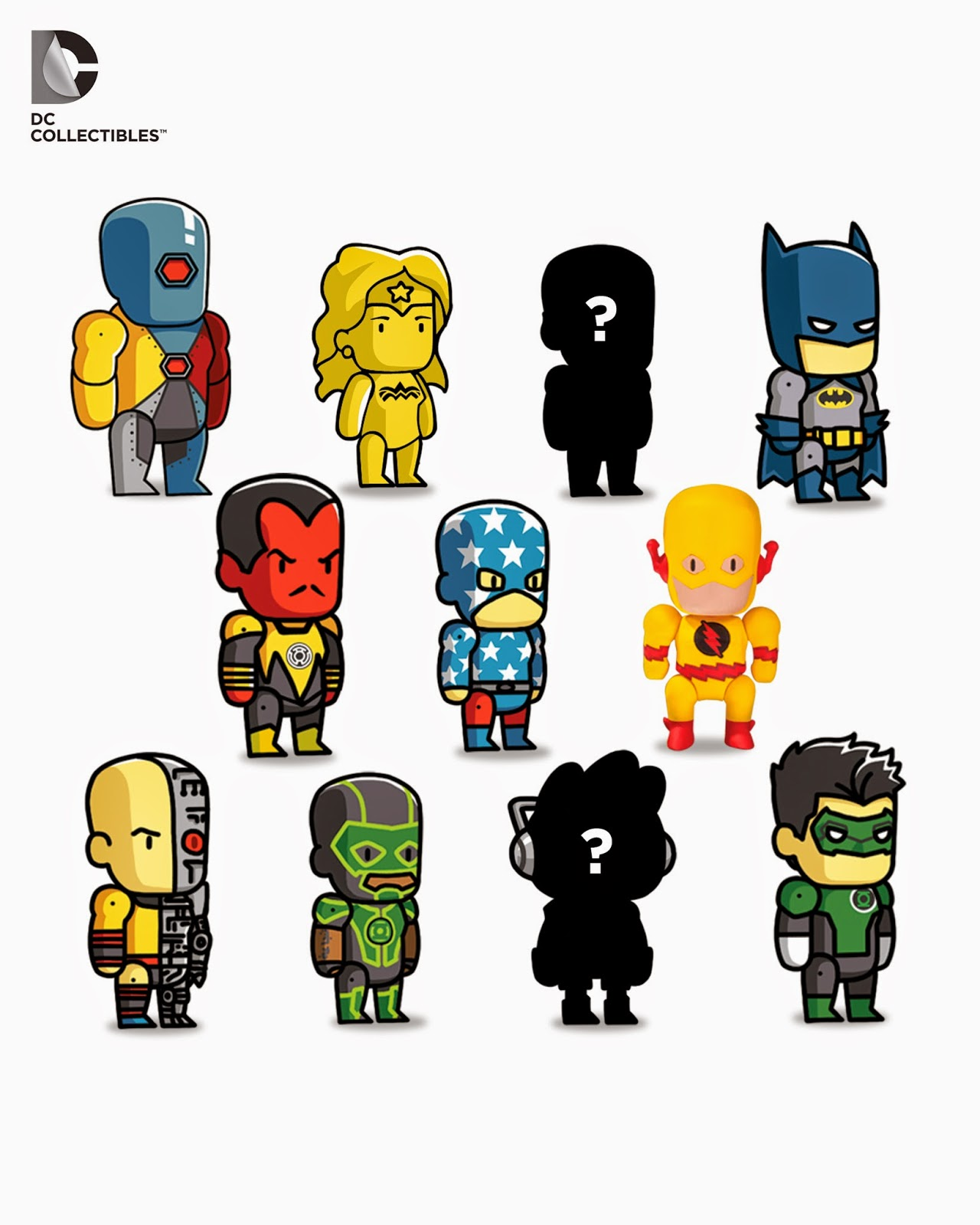 Scribblenauts Unmasked wave 3