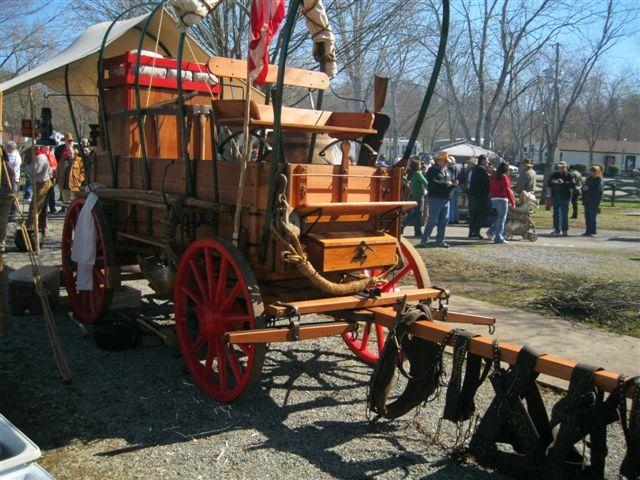 Chuck Wagon Or Is It A Chuckwagon