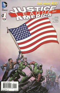201302JusticeLeagueofAmerica1 Justice League of America #1 DCs biggest book since 1996