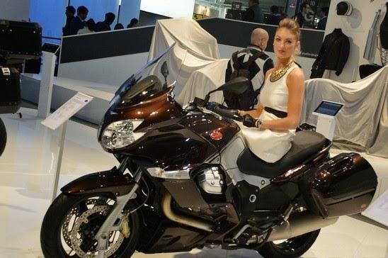 Moto Guzzi Norge GT 8V New Show Room Bikes