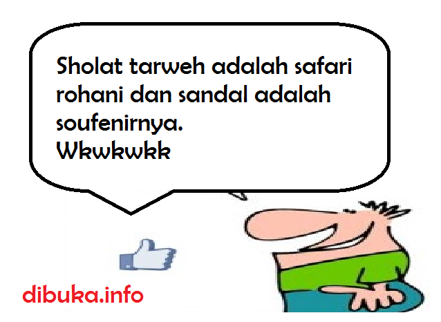 STATUS LUCU ::: Status Lucu FB Twitter Gokil Terbaru