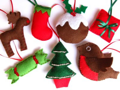 Decorations on Fashion  Christmas Decorations Fabric