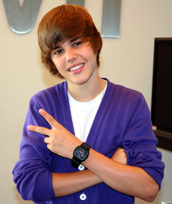 Justin Bieber �My World� Part