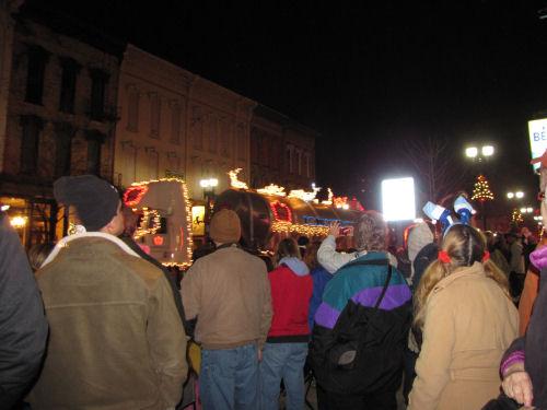 Lowell Christmas Parade