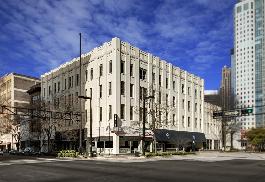 Buildings Of Birmingham Alabama Write Through The Lens