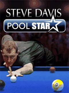 Steve Davis Pool Star