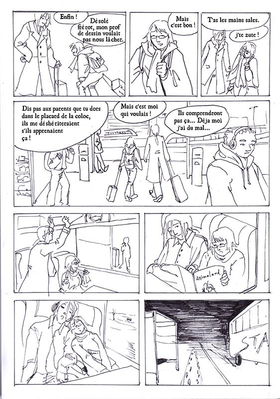 Les Clefs de chez soi, page 3 (Astate)