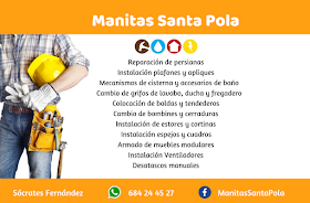 MANITAS SANTA POLA