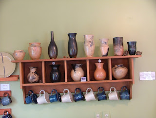 Thepotterstone's Burnished Vessels and Cocoa Mugs
