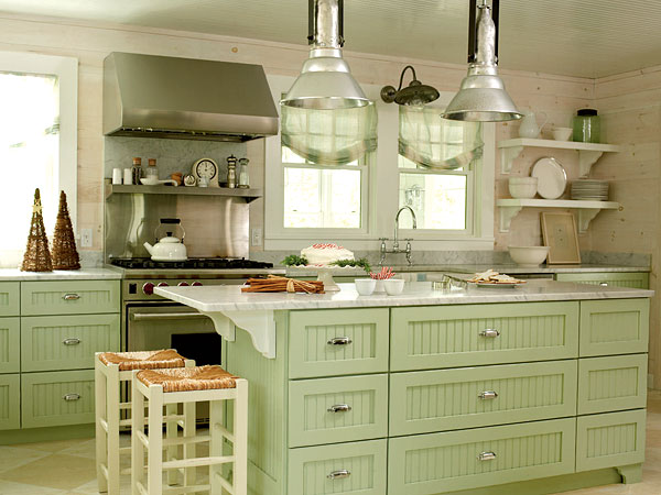 Finding Inspiration For My Kitchen }