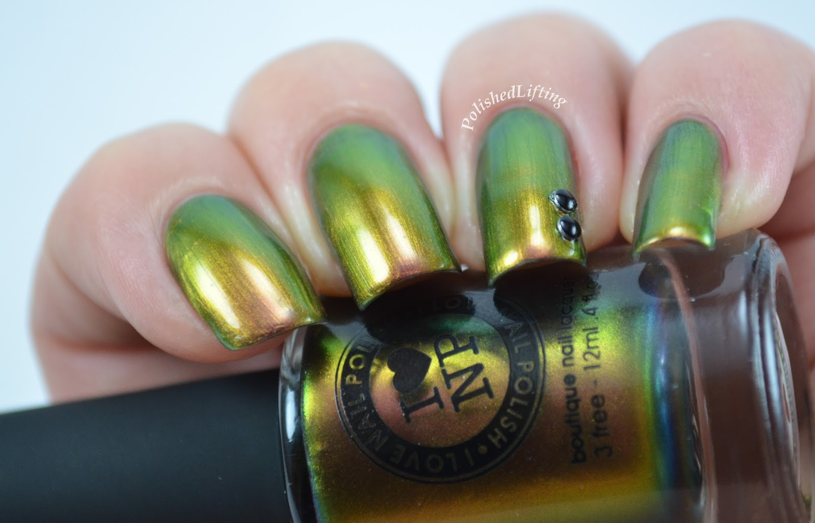 I Love Nail Polish Nostalgia multi chrome